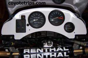 Africa Twin Dashboard RD03