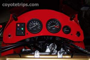 Africa Twin Dashboard RD07A Special